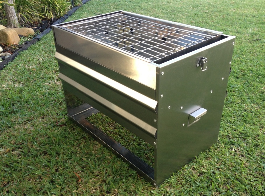 Portable Braai Stand Designs : Project process jv lift interiors and stainless steel